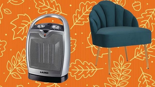 Amazon Just Dropped a Huge Surprise Sale On All Things Fall—shop The Best Deals