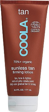 COOLA Organic Sunless Tan Firming Lotion