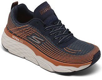 Skechers Men's Max Cushioning Elite - Wave Running and Walking Sneakers from Finish Line & Reviews - Finish Line Athletic Shoes - Men