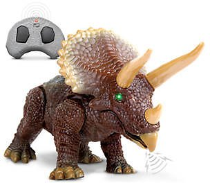 Discovery Mindblown Toy RC Triceratops