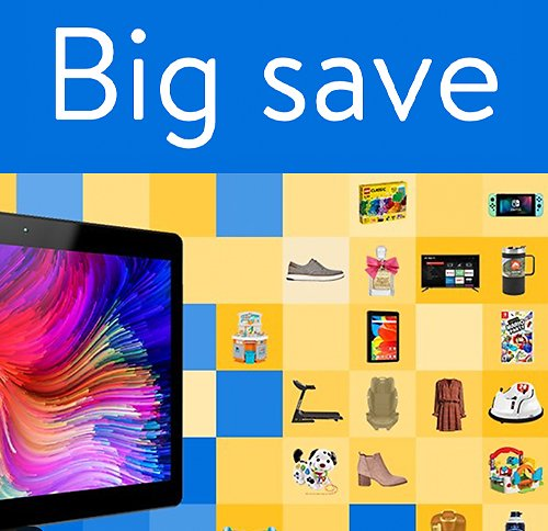 Best Deals from 'Big Save' Event