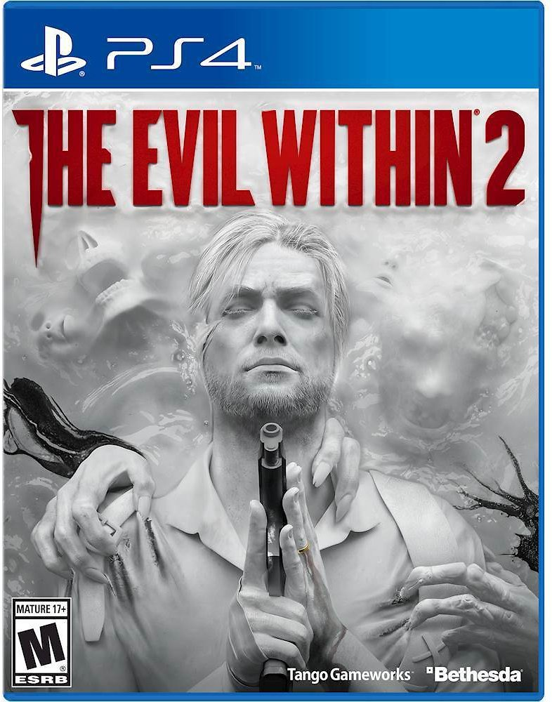 The Evil Within 2 Standard Edition PlayStation 4