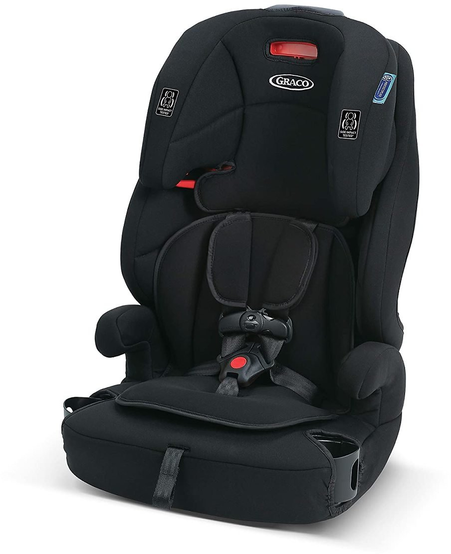 20% Discount - Graco Tranzitions 3 in 1 Harness Booster Seat, Proof