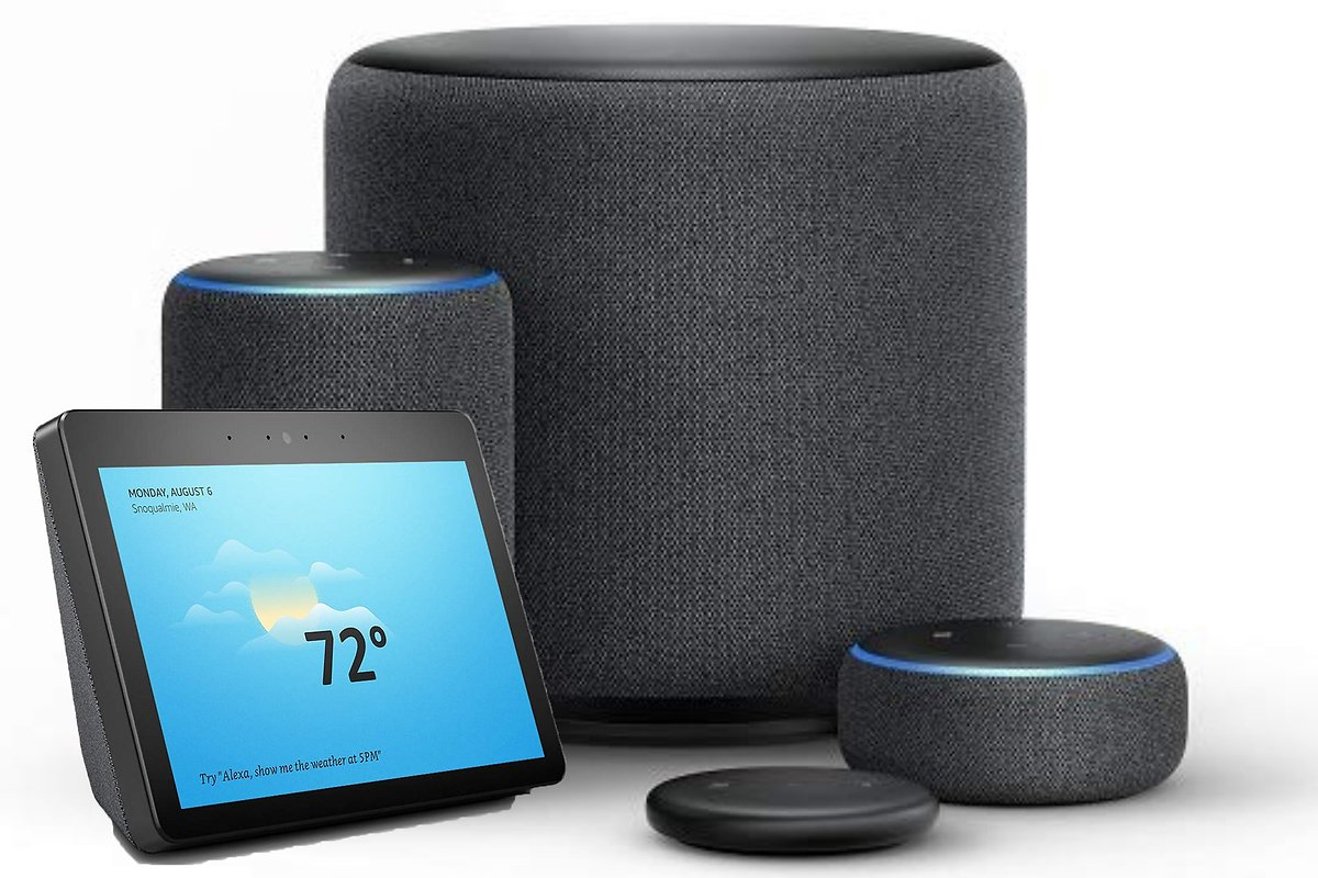 Free Gift Card + Up to 25% Off Echo Device w/ Trade-In