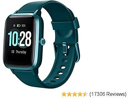 Smart Watch, Fitness Tracker with Heart Rate Monitor, Activity Tracker 2020