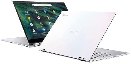 ASUS Chromebook Flip C436 2-in-1 Laptop, 14