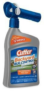 Cutter 32 Fl. Oz. Concentrate Backyard Bug Control Spray-HG-61067-6