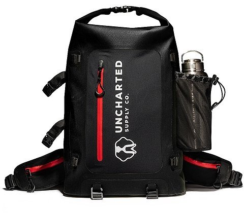 Uncharted Supply Co. SEVENTY2 Pro Survival System Black SU-P3O-U-BK