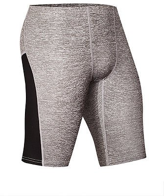 PRO Compression Flower Yarn Sports Tights Pants Men's Quick Drying Fitness ShortsActivewearfromMen's Clothingon Banggood.com