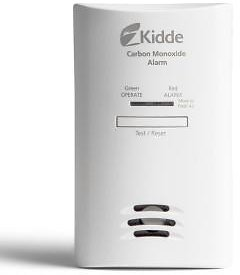 Kidde Plug-In Carbon Monoxide Detector with AA Battery Backup-21027451