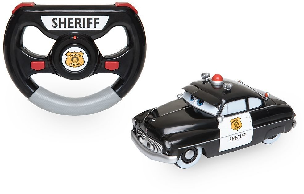 Sheriff Remote Control Vehicle - Cars | ShopDisney