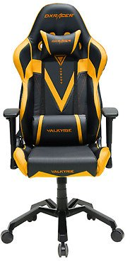 DXRacer Valkyrie Series Conventional PU Leather Gaming Chair VB03/NA 707568574409