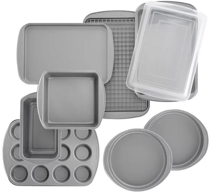 Food Network™ 10-piece Nonstick Essential Bakeware Set By Food Network