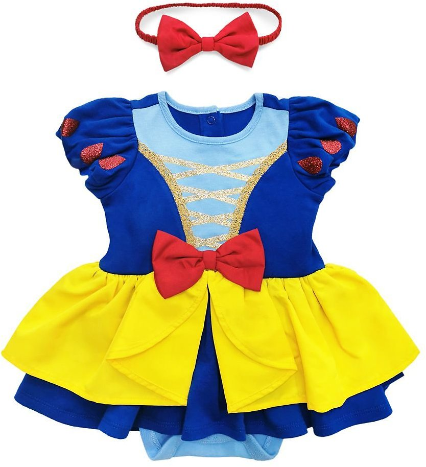 Snow White Costume Bodysuit for Baby | ShopDisney