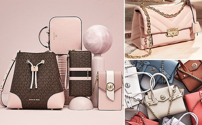 Michael Kors Handbags & Accessories Starting At JUST $26.10+ FREE Shipping – Many Styles!