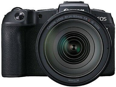 Canon EOS RP Mirrorless Digital Camera with RF 24-105mm F/4L IS USM Lens 13803313239