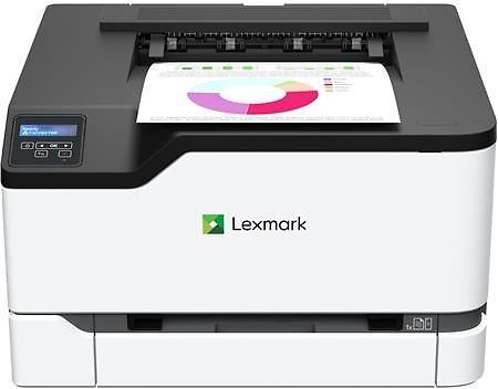 Lexmark CS331dw Color Laser Printer, 26 Ppm, Duplex, Wireless.