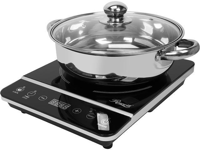 Rosewill 1800W Induction Cooker Cooktop