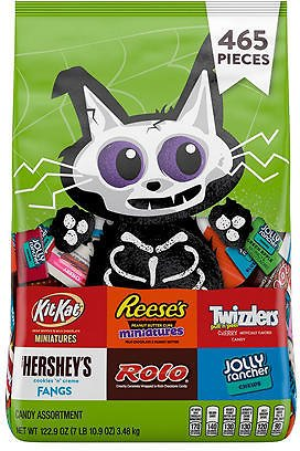 Hershey's Halloween Chocolate and Sweets Candy for $23.48
