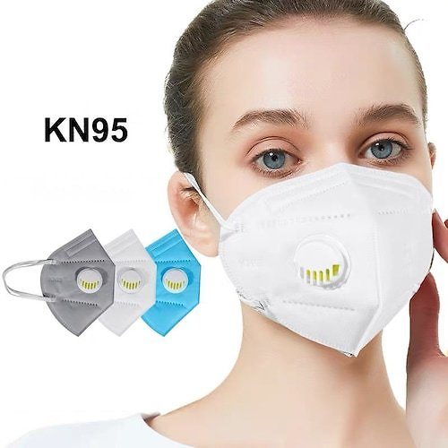 KN95 N95 Respirator Face Mask Disposable Breathable Protective Non-medical Masks for Health