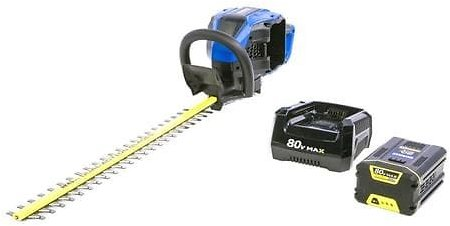 Kobalt 80-Volt Max 26-in Dual Cordless Electric Hedge Trimmer (Battery Included) Lowes.com