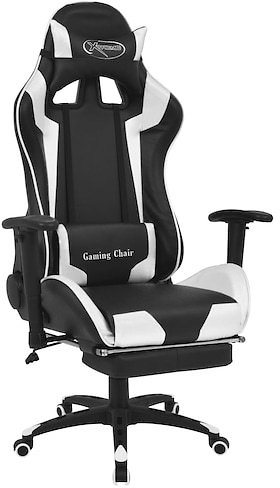 33% OFF | Ergonomic Office Chair PC Gaming Chair Desk Chair Executive PU Leather Computer Chair | Gearbest