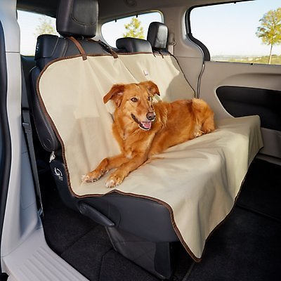 Animal Planet Water Resistant Bench Style Car Seat Cover