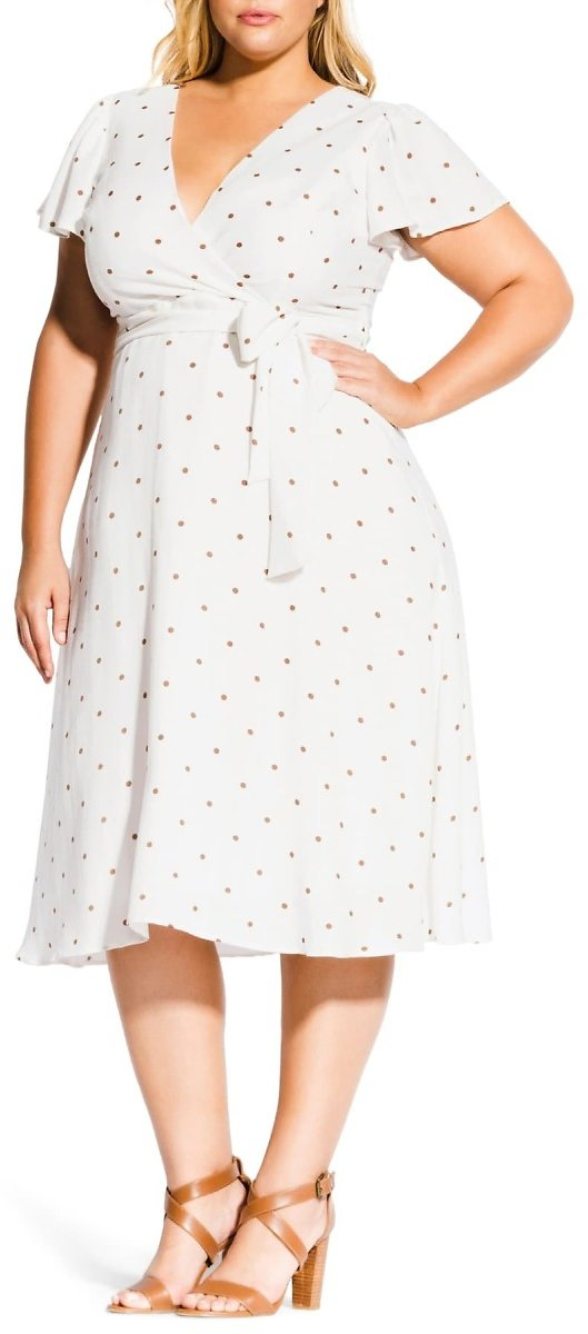 City Chic | Sweet Doll Dress (Plus Size) | Nordstrom Rack