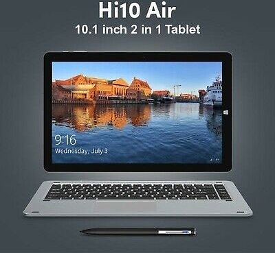 Tablet PC CHUWI Hi10 Air Intel Cherry Trail X5-Z8350 Windows1 (4GB RAM 64GB ROM)