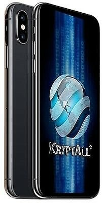 Apple IPhone SE Space Gray Unlocked Encrypted Kryptall Updated 2nd Generation