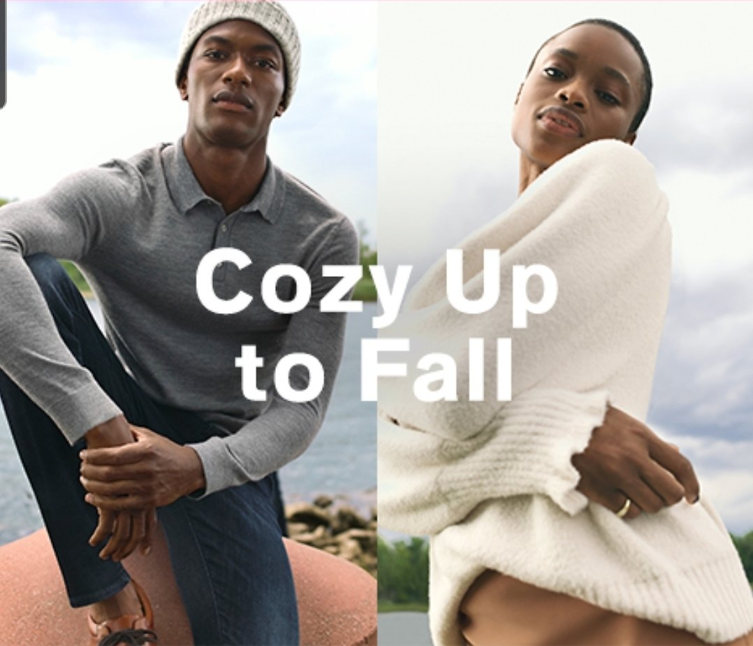 50% Off Cozy Fall Sale - Express