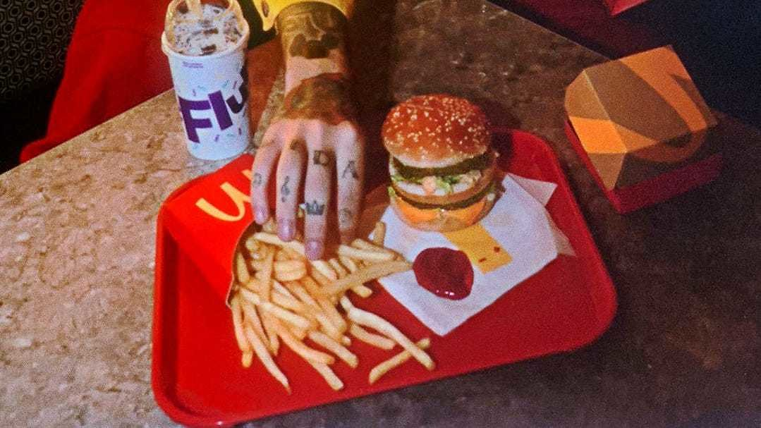 McDonald's Celebrity Menu Collaboration: J Balvin Meal Available for a Limited Time, Following Travis Scott Meal