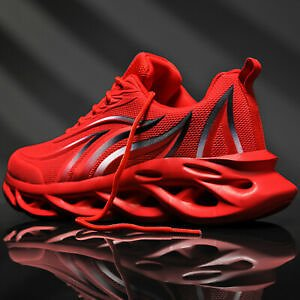 Men's Athletic Sneakers Fashion Outdoor Casual Running Walking Tennis Shoes Gym