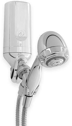 Pelican Water Premium Shower Filter W/5 Ft. Wand- Chrome Version Lowes.com