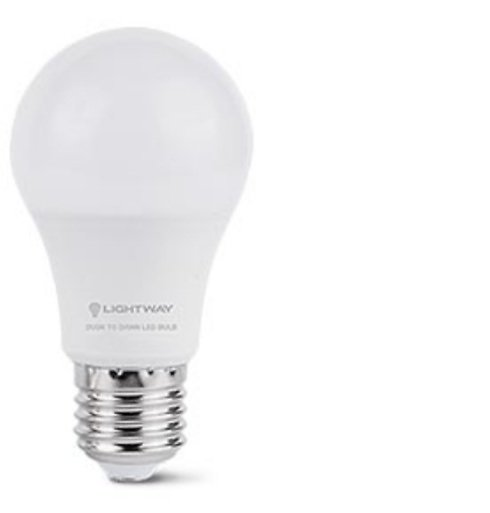 Lightway Dusk-to-Dawn Light Bulb (In Store)