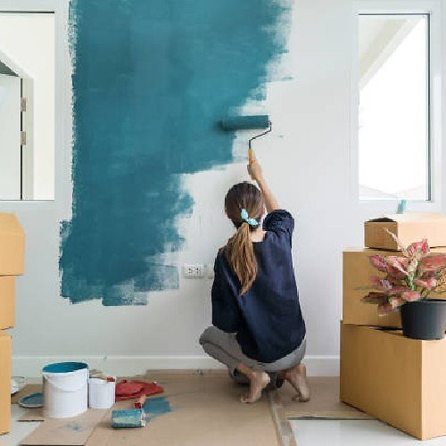Up to 48% off Paint, Supplies, and Ladders