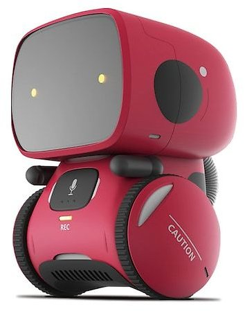 Voice Control Touch Sensing Smart Robot Educational Toy