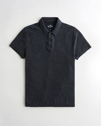 Guys Sweater Polo (2 Colors)