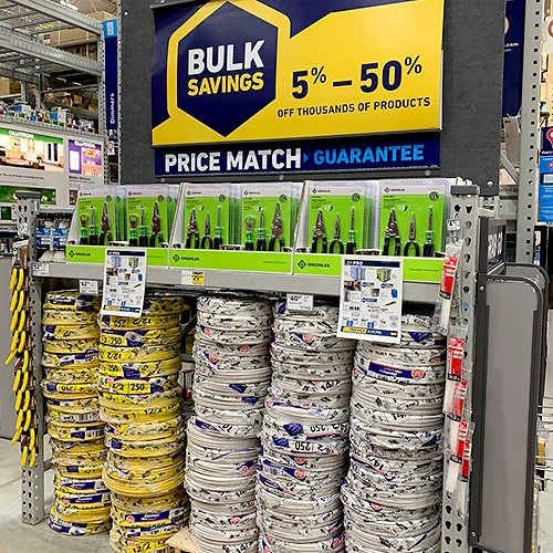 Up to 50% Off Bulk Savings from 7¢