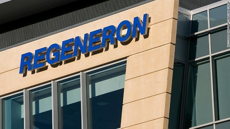 Regeneron Asks FDA for Emergency Authorization of Its Covid-19 Antibody Therapy Given to Trump Last Week
