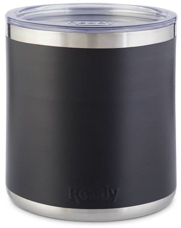 Reddy Black Insulated Dog Canister, 10 Cups