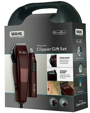 WAHL Professional Men's Hair Clippers Trimmers Cutting Machine Beard Shaver Set