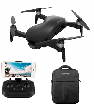 Upgraded Eachine EX4 5G WIFI 3KM FPV GPS With 4K HD Camera 3-Axis Stable Gimbal 25 Mins Flight Time RC Drone Quadcopter RTFRC DronesfromToys Hobbies and Roboton Banggood.com
