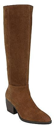 New! Naturalizer Fae Leather Tall Boot