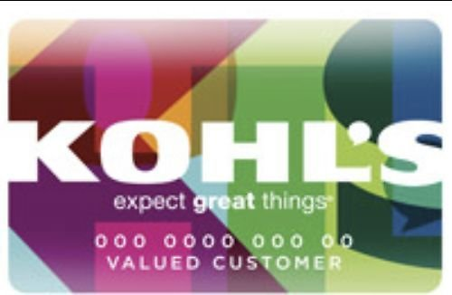 Free Shipping for Kohl's Charge Customers Now Requires MVC Status + Code