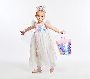 Toddler Sparkle Butterfly Halloween Costume