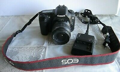Canon Ds126061 EOS 20D DSLR Camera with EF-S 18-55mm F/3.5-5.6 Lens 13803044454