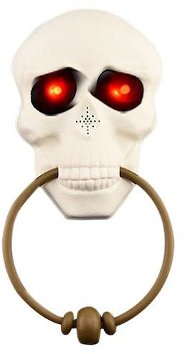 Halloween Decoration Horror Doorbell Ghost Festival Skull Tricky Toy Haunted House Party Supplies