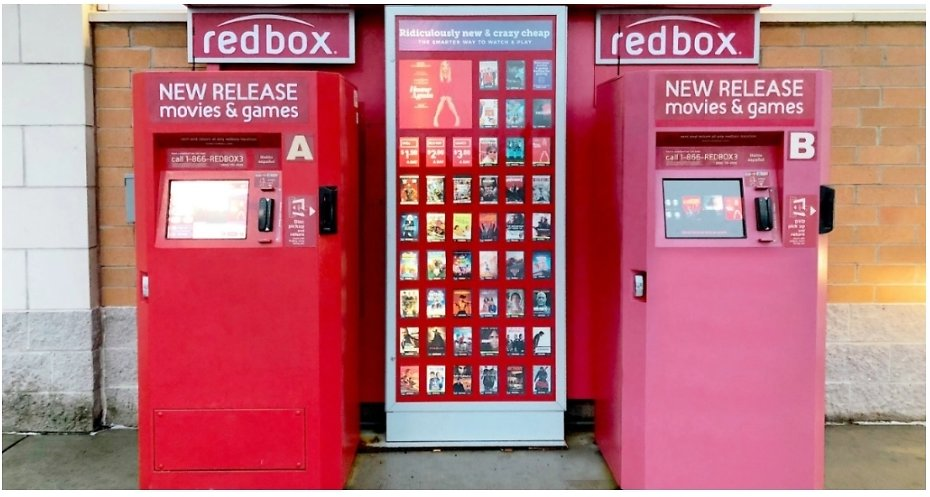 Save $1.25 Off 1-Night Redbox DVD or Blu-ray Rental (Includes New Releases!)