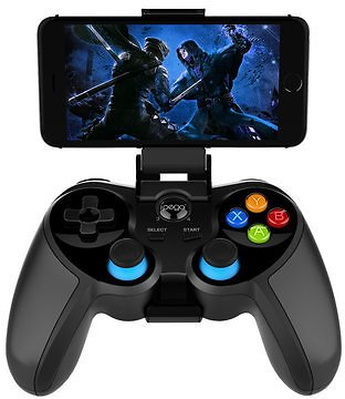 Ipega PG-9157 Bluetooth Gamepad for PUBG Mobile Game Controller for IOS Andriod Phone TV Box PCVideo Games Equipment & AccessoriesfromConsumer Electronicson Banggood.com